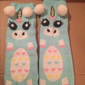 Other - Unicorn leg warmers
